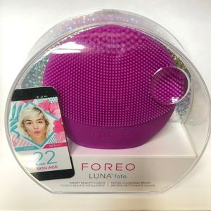 New Foreo Luna Fofo Facial Cleansing Brush